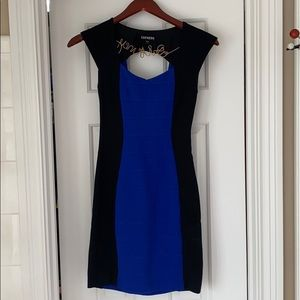 Size 0 Express party dress.